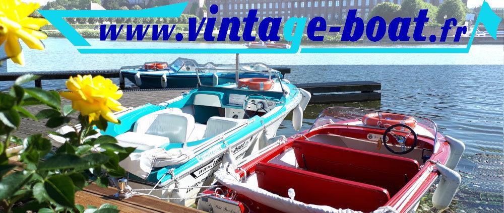 Vintage Boat SAS
